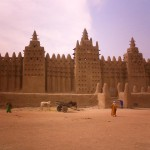 Grand Mosque of Djenne, Mali