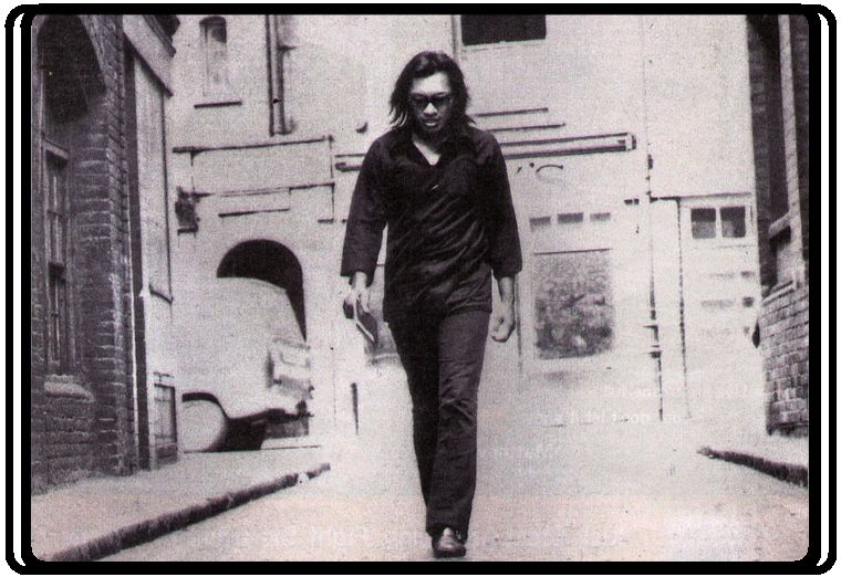 "Rodriguez from the documentary, ""Searching for Sugar Man"""