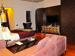 The rooms at The Banke Hotel