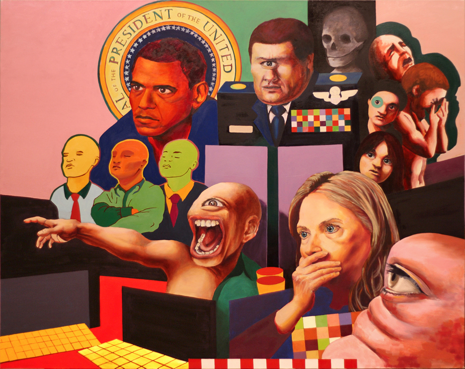 Social and Political Issues in Art