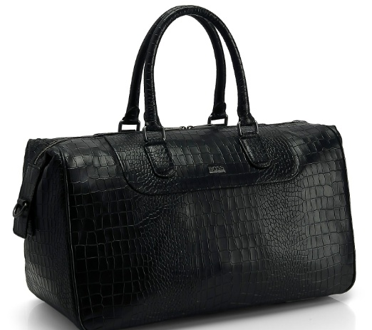 The Weekender bag by Hugo Boss
