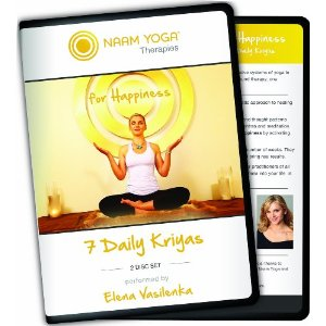 Elena Vasilenka: NAAM Yoga Therapies for Happiness