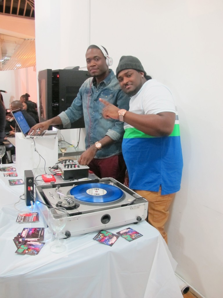 Dj Genius and Dj Energy The Party King