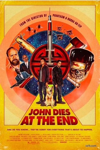 """John Dies At The End"" poster"