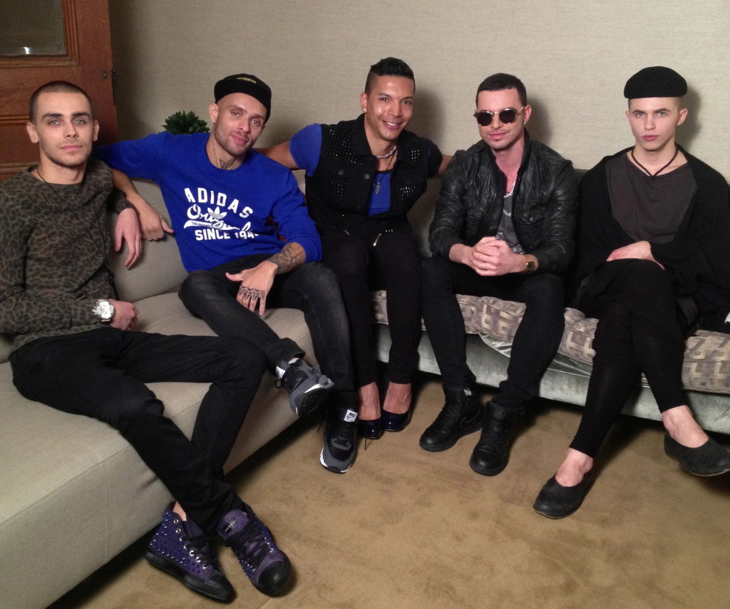 Kazaky in New York at OUT Hotel