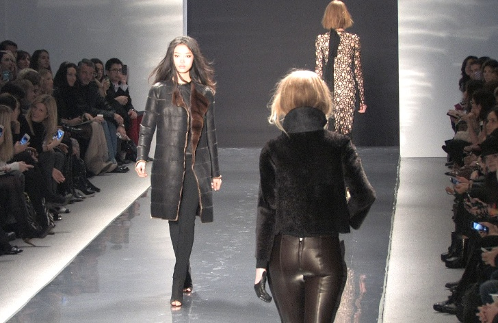 Design Duo KaufmanFranco Elicit Major Nods Of Approval For Their Bold  Definition Of The New York Woman For Fall 2013
