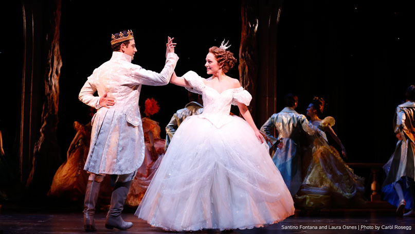 Rodgers & Hammerstein's Cinderella on Broadway Photo: Carol Rosegg
