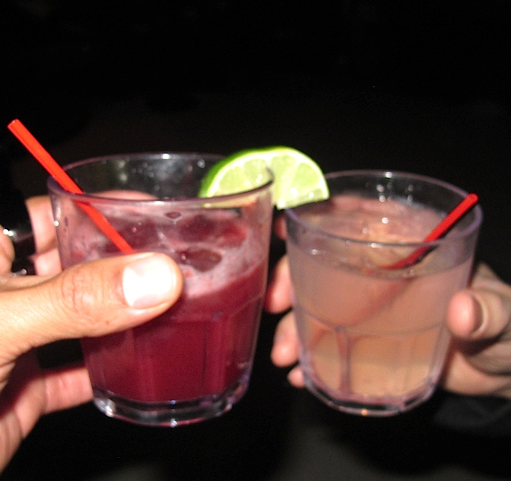"Tallarico Vodka: ""Blackberry Gimlet"" & ""The Leonardo"""