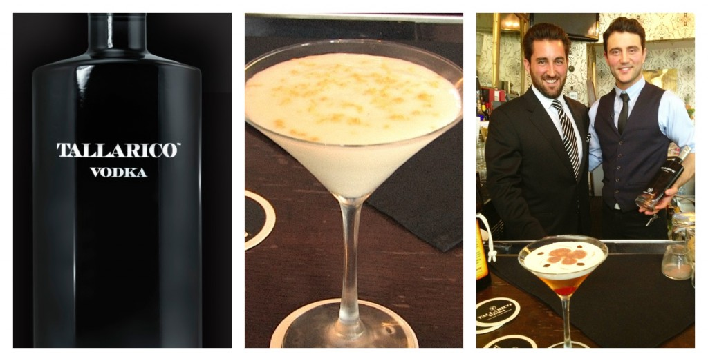 Summertime in Florence Cocktail, Giancarlo Tallarico w/ Mixologist Led