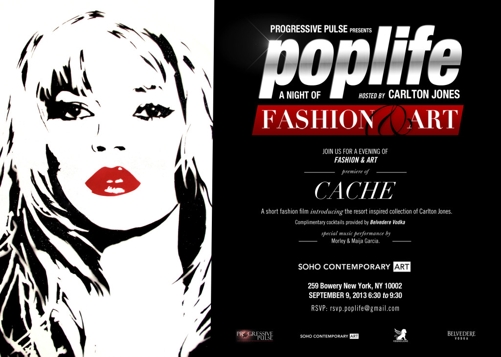 Pop Life Event web