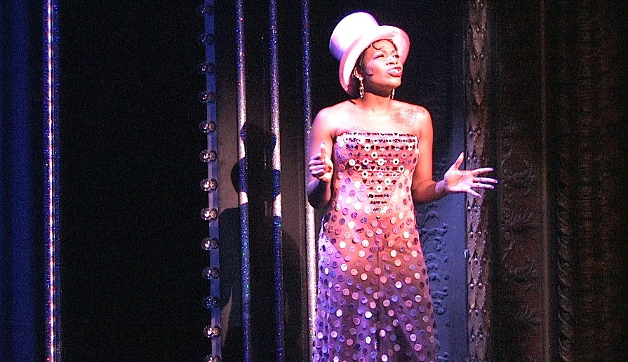 "Fantasia in ""After Midnight"" on Broadway"