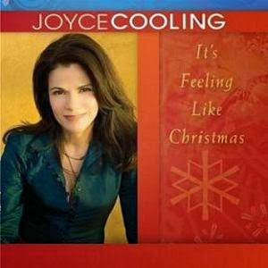 Joyce Cooling - It's Feeling Like Christmas - Single (2008)