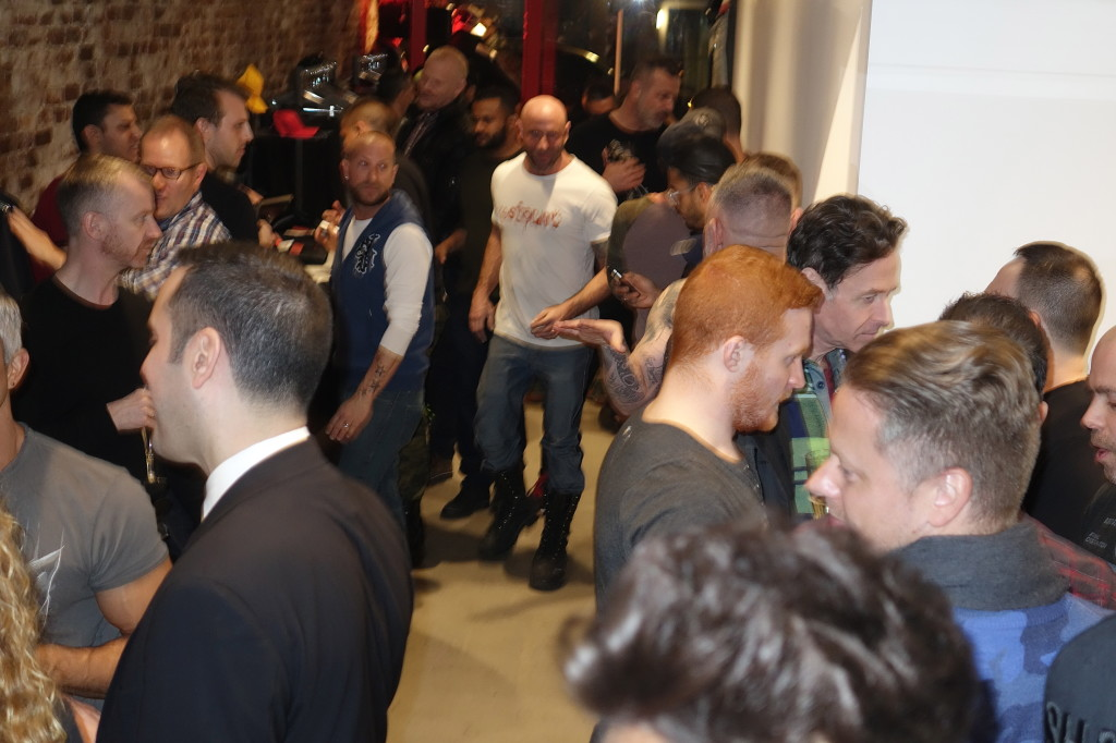 Opening Night of new Nasty Pig Flagship