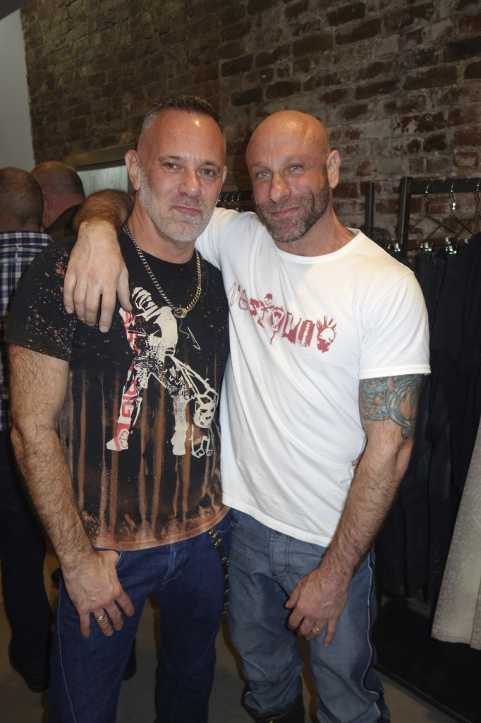 Frederick Kearney & David Lauterstein of Nasty Pig