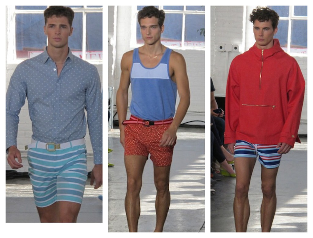 Parke and Ronen Spring 2014