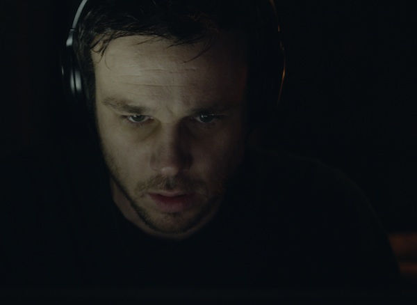 Rupert Evans as David in THE CANAL Photo: Piers McGrail