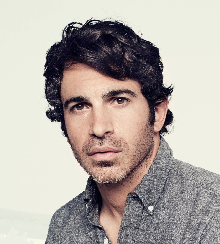 Director/Actor Chris Messina Photo: Melissa Moseley
