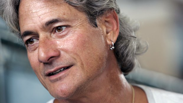 BACK ON BOARD: GREG LOUGANIS