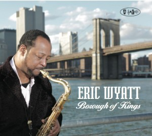 Eric Wyatt CD cover front