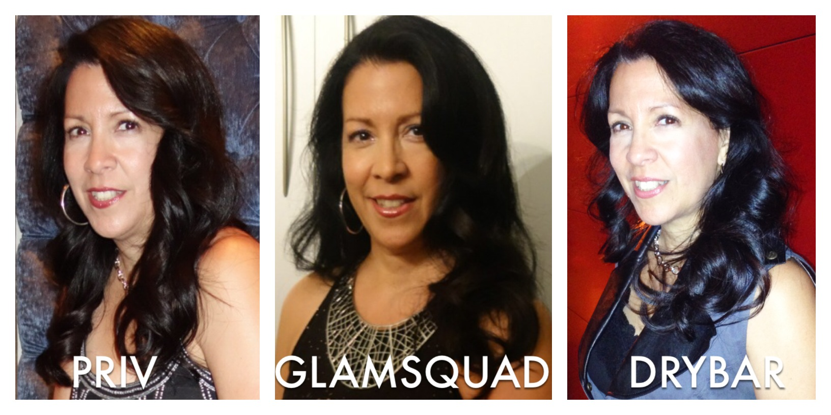 Being Camera Ready Just Got Easier With Blowout Service Apps Like Glamsquad Priv And Drybar Get Our Comparisons