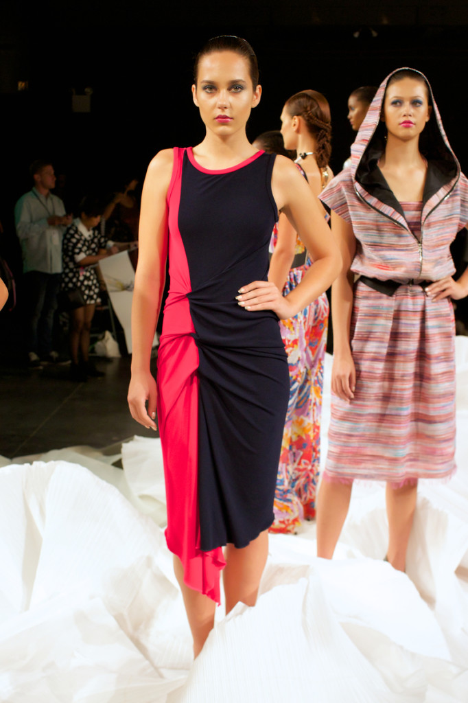 CZAR by Cesar Galindo at Mercedes-Benz Fashion Week