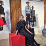 Harbison Fall 2015 Collection for MADE Fashion Week in New York