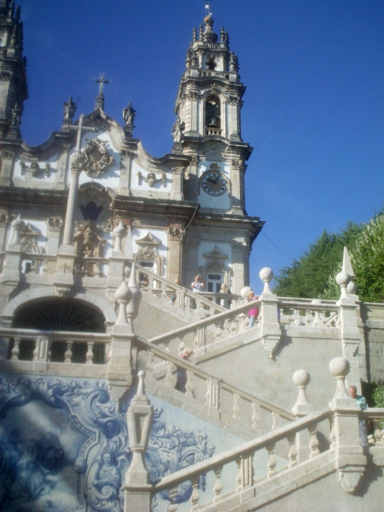 Our Lady of remedies, Lamego