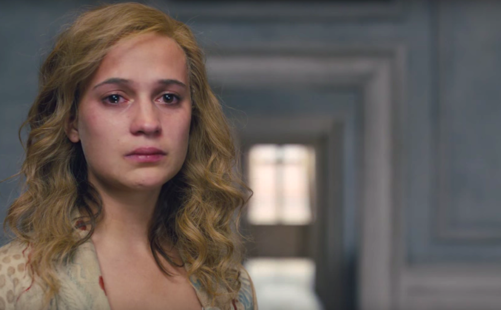Alicia Vikander nominated for Best Supporting Actress
