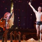 "Darren Criss in ""Hedwig and the Angry Inch"""