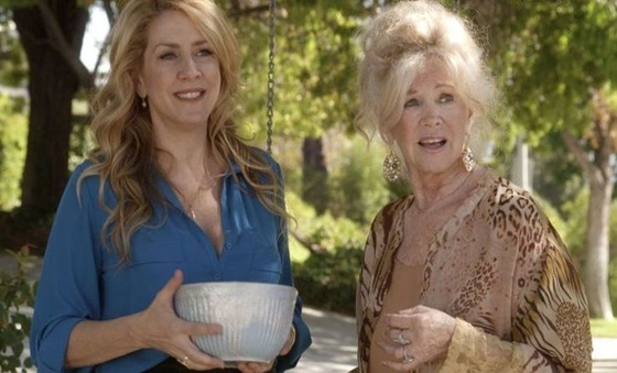 "Joely Fisher & Connie Stevens in ""Search Engines"""